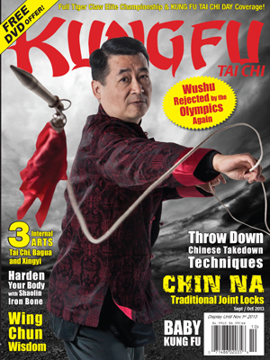 KungFu cover2013 05