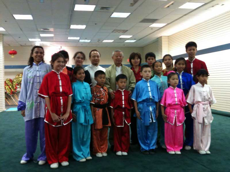US Wushu Junior Team Try Ou